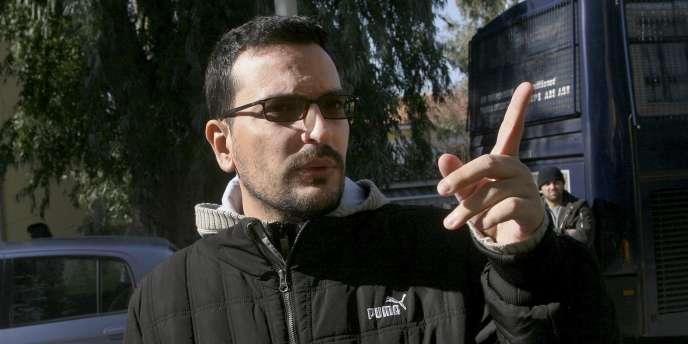 Sokratis Giolias, 37 ans, était directeur de l'information à la radio Thema 98.9.