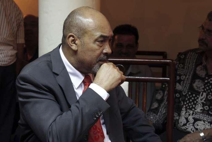 L'ancien dictateur et actuel président du Surinam, Dési Bouterse.