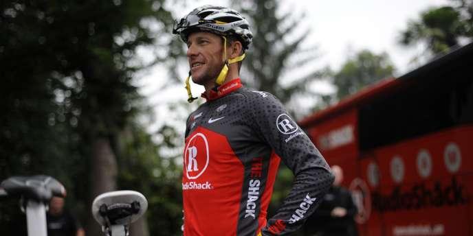 Le cycliste américain a bouclé son ultime Tour de France.