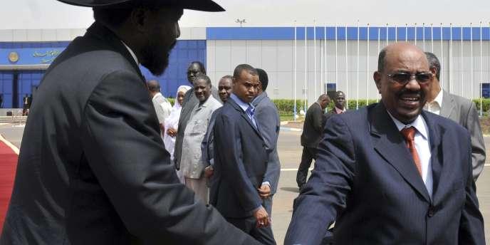 Le président soudanais est sous le coup d'un mandat d'arrêt de la Cour pénale internationale.