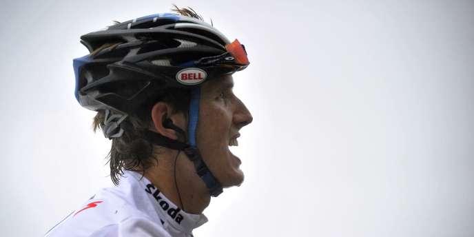 Andy Schleck avait terminé deuxième tu Tour de France 2010.