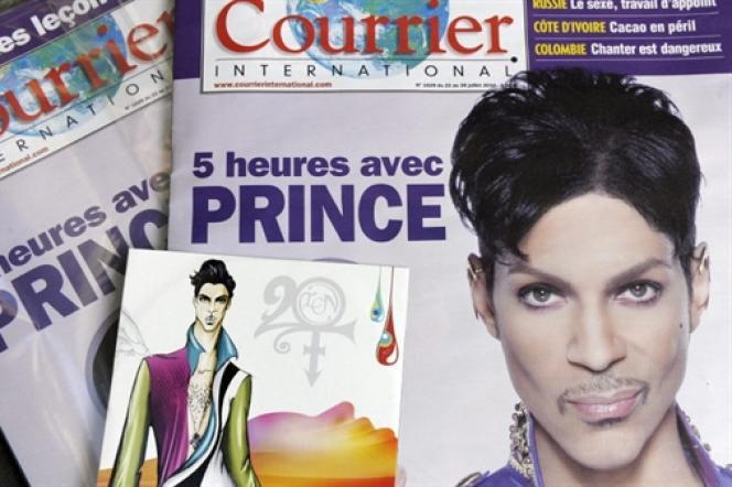 Le chanteur s'est associé pour déposer un dossier de candidature avec les producteurs Pascal Bernardin (Bernardin Productions) et Emmanuel de Buretel (Corrida, par ailleurs patron de la maison de disque Because, distributeur en France du précédent CD de Prince, Lotus Flower).
