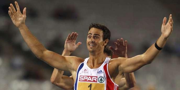 Romain Barras a été sacré champion d'Europe de décathlon fin juillet à Barcelone.
