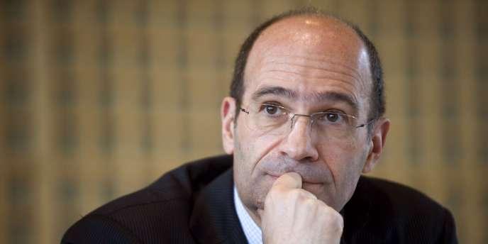 Eric Woerth, en mars 2009 à Paris.