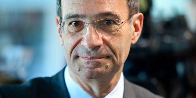 Le ministre du travail, Eric Woerth, le 19 juillet 2010.