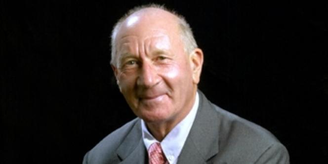Jean-Claude Perrin, le 19 octobre 2002.