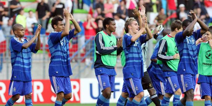 Les jeunes pousses du foot français vont tenter de battre l'Espagne en finale de l'Euro des moins de 19 ans.