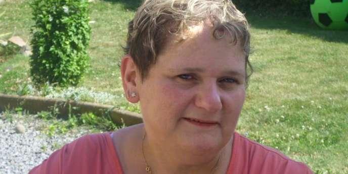 Dominique Cotterez, la mère présumée des huit nouveau-nés retrouvés morts.