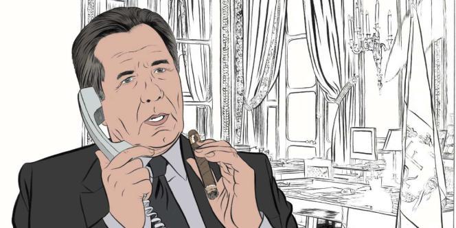 Dans une semaine, l'ancien président comparaîtra pour l'affaire des emplois fictifs à Paris. Il appelle son ami Jean-Louis Debré et plaisante. Peut-être un peu moins que d'habitude.