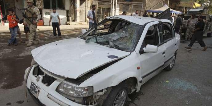 Plus tôt dans la journée, neuf membres des services de sécurité ont été abattus par des membres d'Al-Qaida à un point de contrôle.