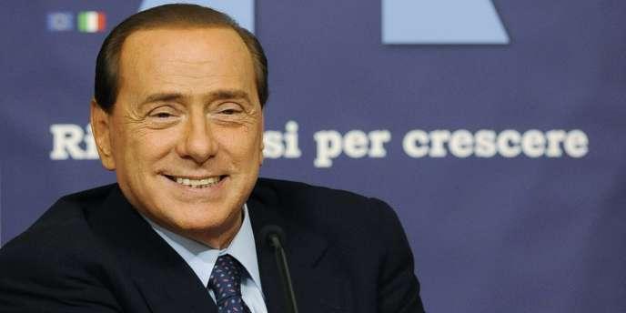 Silvio Berlusconi, le 28 juillet.
