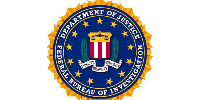 Le sceau du FBI.