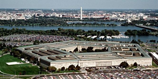Le Pentagone, en mars 2010.