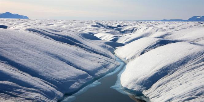 La vitesse de fonte des glaciers dépasse les modèles de prévision.