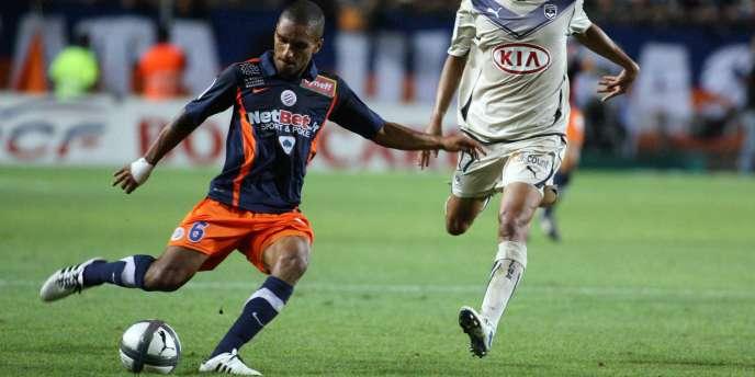 Joris Marveaux a guidé Montpellier vers la victoire contre Bordeaux, dimanche à La Mosson.