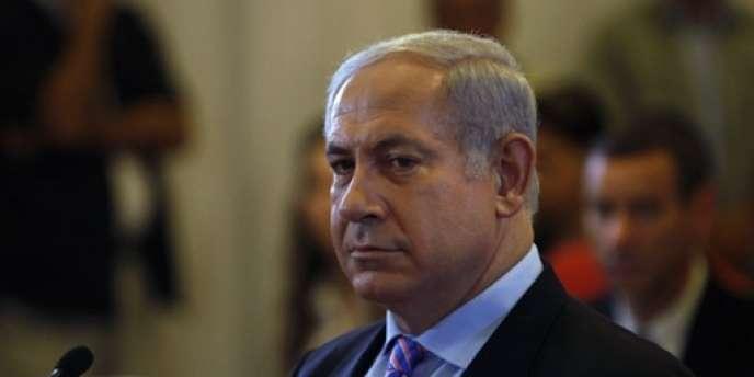 Le premier ministre israélien, Benyamin Nétanyahou.