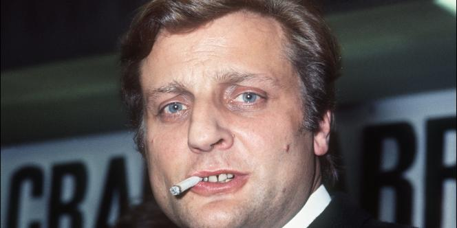 Bruno Cremer, en 1970.