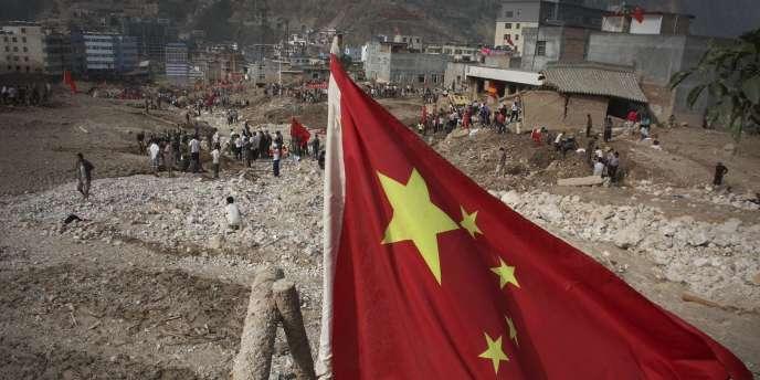 La Chine connaît ses pires inondations depuis dix ans.