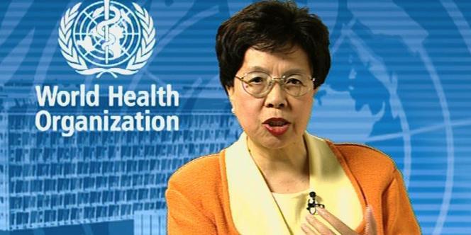 La directrice générale de l'OMS, Margaret Chan, mardi 10 août à Genève.
