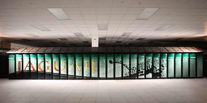Le Jaguar, conçu par Cray Inc., est l'ordinateur le plus puissant existant.