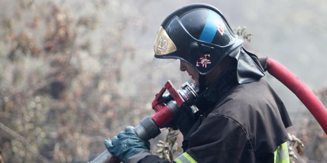 Les pompiers luttant contre le feu dans la région de Briansk, polluée par des poussières radioactives lors de l'explosion du réacteur nucléaire de Tchernobyl, ne devraient pas courir un risque accru de contamination radioactive.