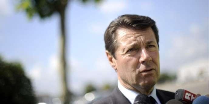 Christian Estrosi, député et maire de Nice.