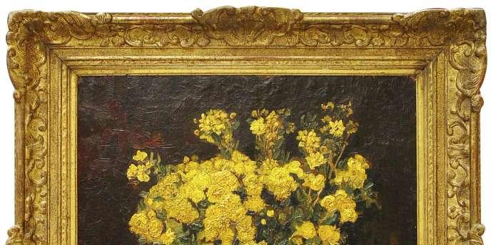 La dominante jaune des tableaux de Vincent Van Gogh (ici,