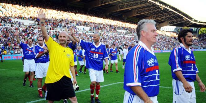 Les champions du Mondial 98 seraient-ils rattrapés par les soupçons de dopage ?