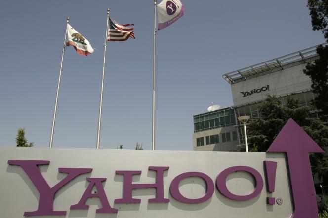 Le siège de Yahoo!, à Sunnyvale, en Californie.