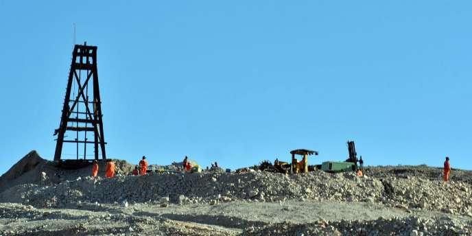 La direction de la mine a assuré à plusieurs reprises depuis l'accident que
