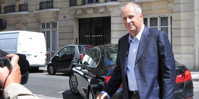 Le Parisien/Aujourd'hui évoque au moins une rencontre entre Patrice de Maistre et Bernard Madoff