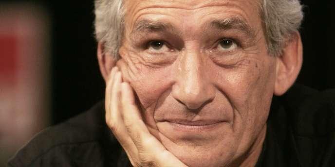 Le réalisateur Alain Corneau, en 2006.