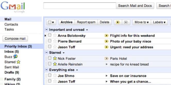 Le rachat de l'antivirus VirusTotal pourrait signifier une meilleure analyse des virus sur la messagerie Gmail.