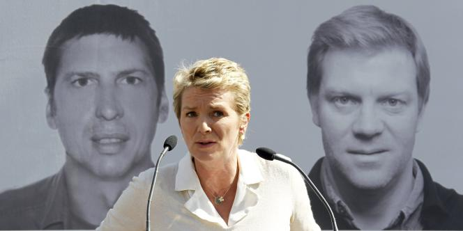 Elise Lucet, productrice de l'émission
