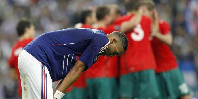 La défaite des Bleus contre la Biélorussie le 3 septembre coûte cher à l'équipe de France qui rétrograde au 27e rang mondial au classement FIFA.