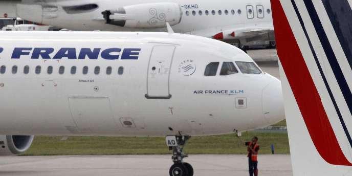 Air France n'assurera que 80 % de ses vols du 29 octobre au 2 novembre, en raison d'un mouvement de grève de son personnel.