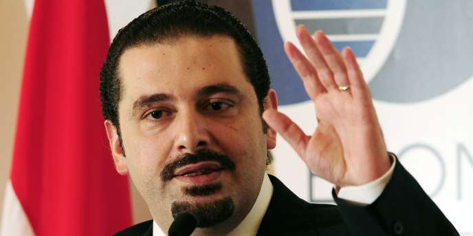L'ancien premier ministre libanais Saad Hariri, en 2010 à Istanbul.