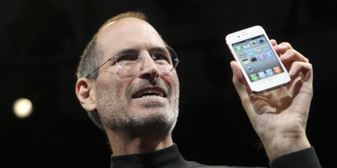Le patron d'Apple, Steve Jobs, décédé le 5 octobre 2011.
