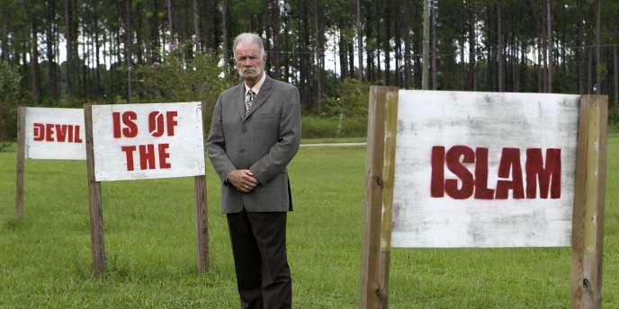 Le pasteur Terry Jones, à l'origine du projet de brûler des exemplaires du Coran le 11 septembre.