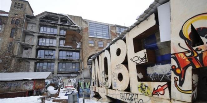 Au coeur de Berlin, les 23 000 m² de superficie du Tacheles devraient attirer les acheteurs.