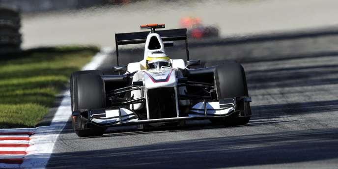 Pedro de la Rosa a disputé à Monza sa dernière course au volant d'une monoplace Sauber.