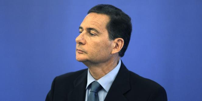 Eric Besson, ministre de l'immigration, en septembre 2010