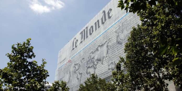 Ultimes discussions entre Matthieu Pigasse et les personnels du groupe Le Monde