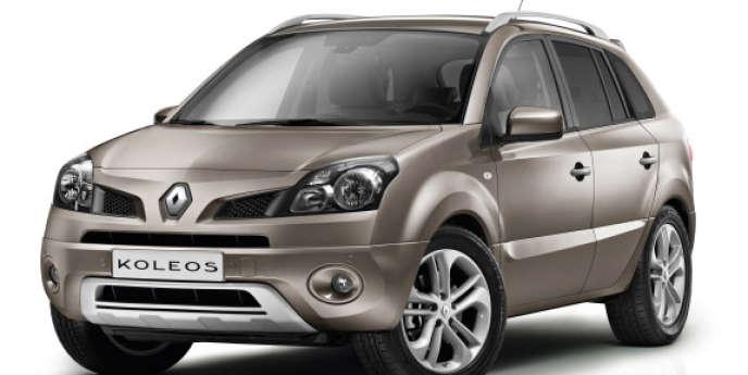 Koleos, un 4 × 4 fabriqué actuellement en Corée du Sud par Renault Samsung, représente 90 % des ventes de Renault en Chine.