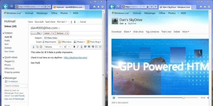 La faille touche la majorité des utilisateurs d'Internet Explorer.