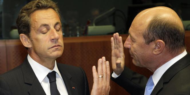 Nicolas Sarkozy ne compte que 26 % d'opinions favorables.