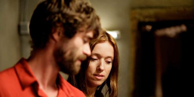 Yannick Renier et Léa Drucker dans le film français de Renaud Fely,
