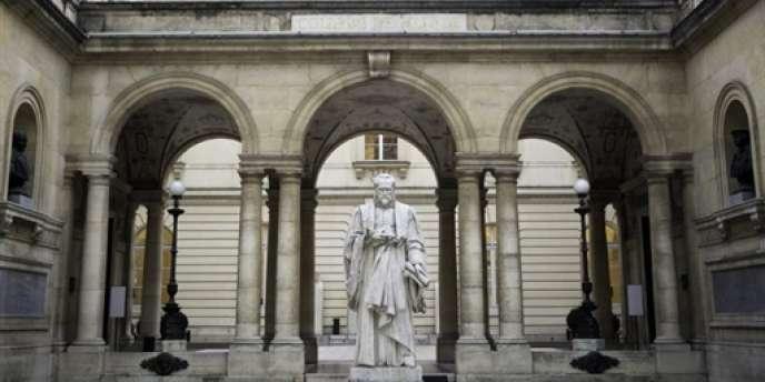 Le Collège de France.