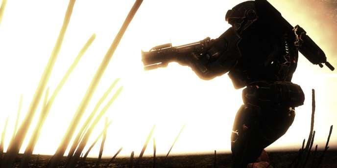 Halo Reach, sur Xbox 360.