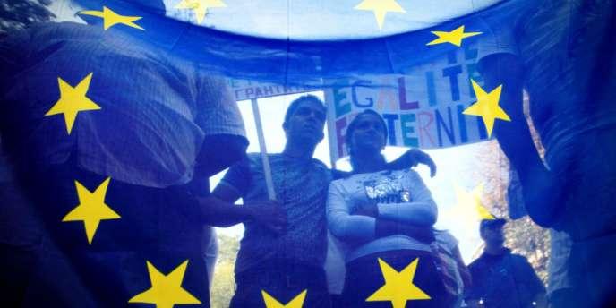 Puissance Europe a commandé un sondage sur les attentes d'Europe des Allemands, des Italiens et des Français.